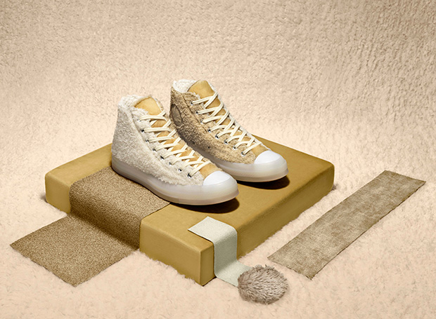 Converse x CLOT Collection