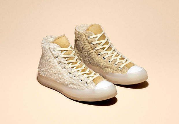 Converse x CLOT Collection