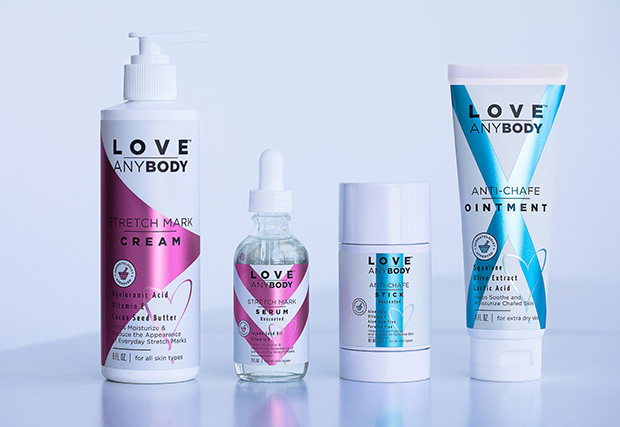 Loey Lane Launches Body-Positive Skincare Line Love AnyBody