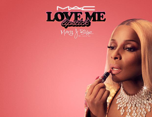 MAC x Mary J. Blige & Prep + Prime Fix+ Scents