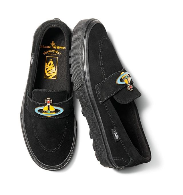 Vans x Vivienne Westwood Anglomania Footwear Collection