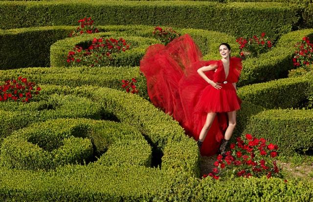 Giambattista Valli x H&M Campaign & Lookbook Images