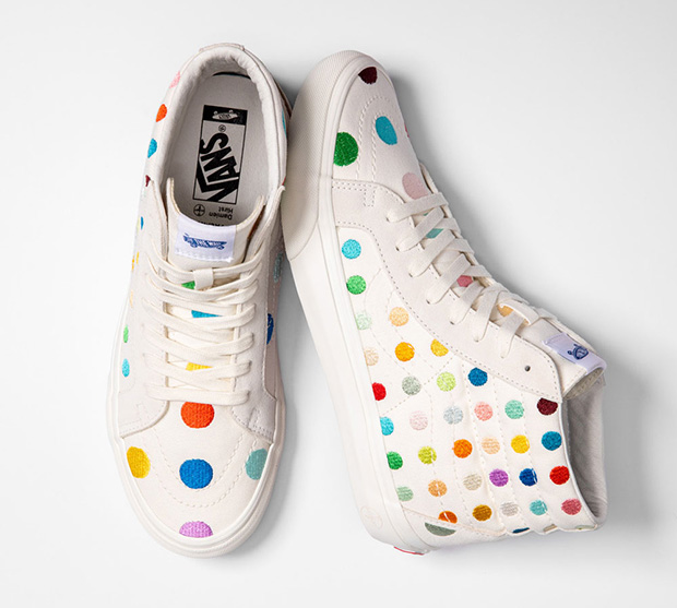 Vault by Vans Collaborates with Palms Casino Resort and Damien Hirst