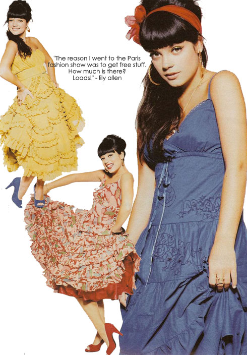 Lily Loves by Lily Allen for New Look Preview