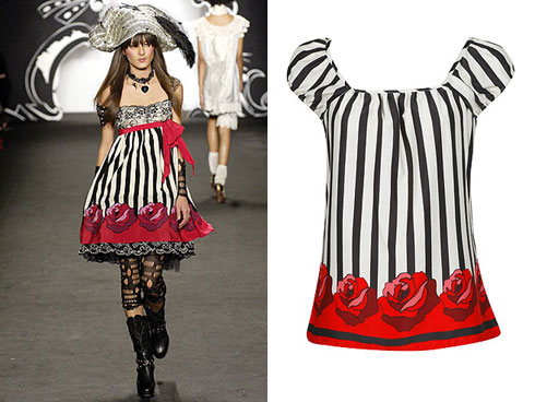 Anna Sui vs. Forever 21