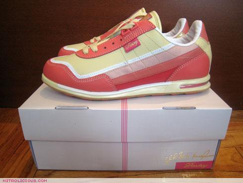 nitro:licious x Pastry Footwear Giveaway: Strawberry Shortcake