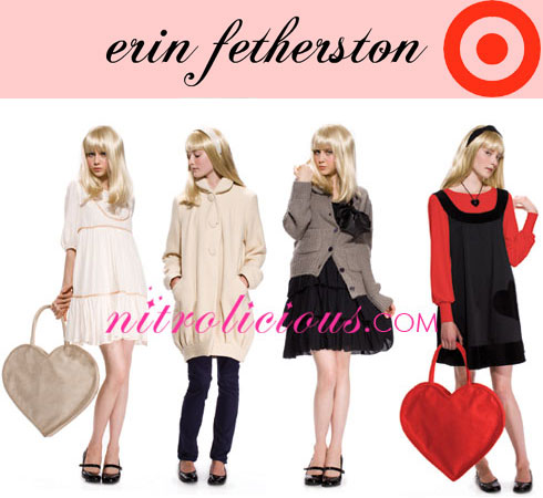 Erin Fetherston for Target Collection Preview