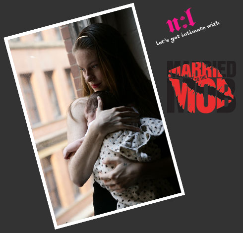 Lets Get Intimate with…Leah @ Married to the MOB