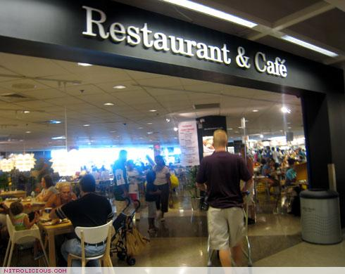 IKEA Restaurant & Cafe – 07.24.2007