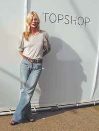 Topshop Kisses Kate: U.K. Retailer to Launch Fashion Line by Moss