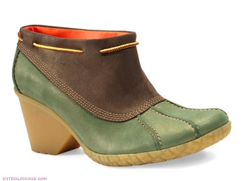 Women's Timberland Holiday 2007 Collection