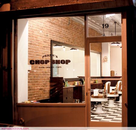 nitro:licious Feature: Frank151 Launches Frank's Chop Shop