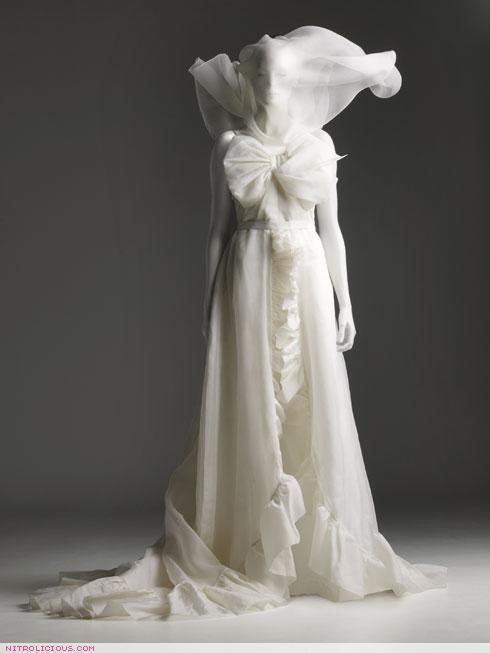 Viktor & Rolf for H&M Wedding Dress Available!