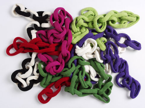 Limited Edition Benetton Chain Scarf – Part 2