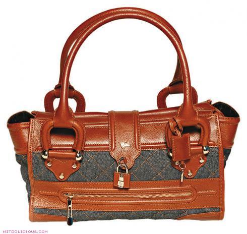 363ba7ab1c4d Burberry Quilted Denim Bags - nitrolicious.com