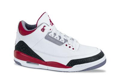 Air Jordan 3 Releases in March 2007
